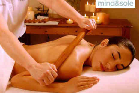 Hush Spa - Hour Long Hot Bamboo Massage - Save 60%