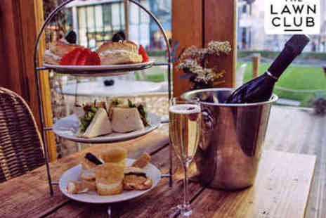 The Lawn Club - Afternoon Tea for Two - Save 0%
