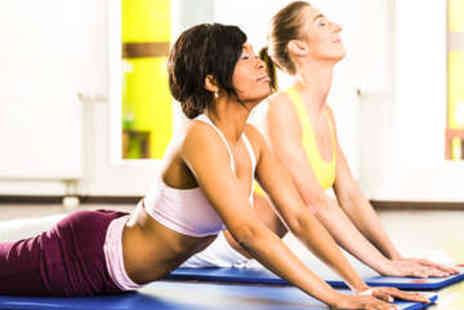 Yoga Fit - Four Week Yoga Pass - Save 53%
