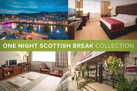 Virgin Experience Days - One Night Scottish Break Collection - Save 0%