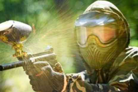 SAS Paintball - Paintballing Experience With 100 Pellets - Save 70%
