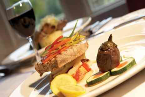 Bagden Hall Hotel - Three Course Evening Meal for Two with Wine  - Save 0%