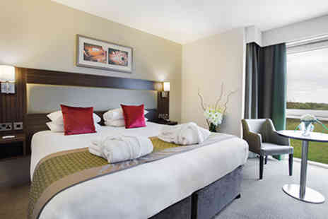 Heston Hyde Hotel - One Night Getaway with Dinner for Two  - Save 0%