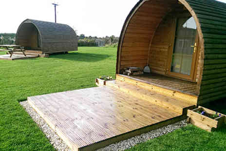 Yapham Holds - Two Night Glamping Break  - Save 0%