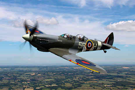 Virgin Experience Days - Flight in a WWII Spitfire - Save 0%
