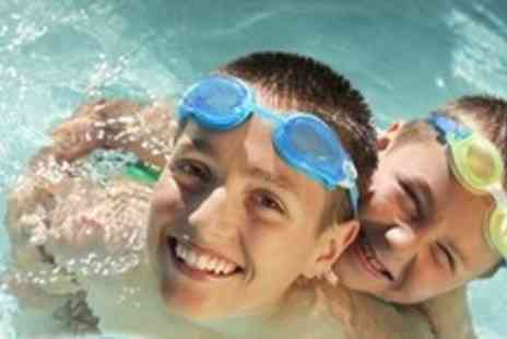 Fenton Manor Sports Complex - Easter Half Term Swimming Course For Babies and Children - Save 56%