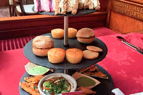 Courthouse Hotel - Asian Afternoon Tea for Two  - Save 0%