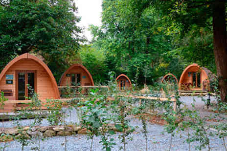 Langstone Manor - One Night Glamping Break  - Save 0%