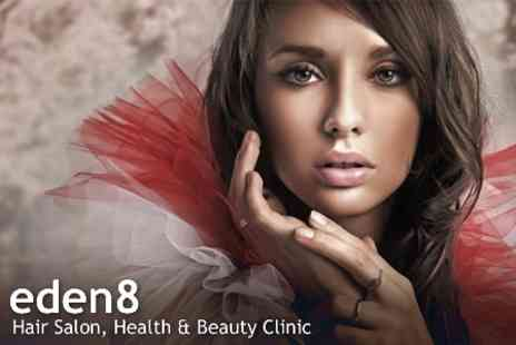 eden8 - Cut, Blow Dry and Restyle With Conditioning Mask for £20.50 - Save 61%