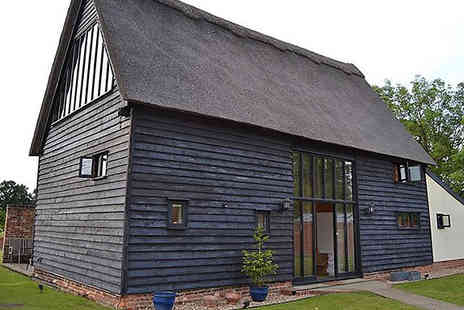 Wortwell Hall Barn - One, Two or Three Nights stay B&B Stay For Two With Dinner - Save 0%