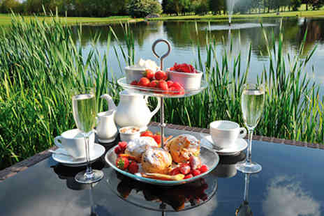 Witney Lakes Resort - Witney Lakes Afternoon Tea Spa Day for Two - Save 0%
