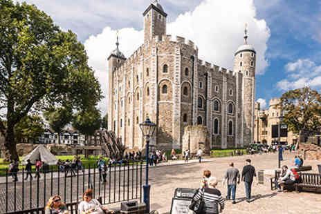 Brasserie Blanc - Visit the Tower of London and Sparkling Afternoon Tea for Two - Save 0%