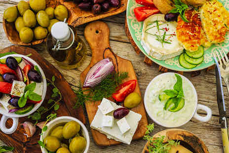 Koza Restaurant - Mixed mezze and bottle of wine - Save 60%