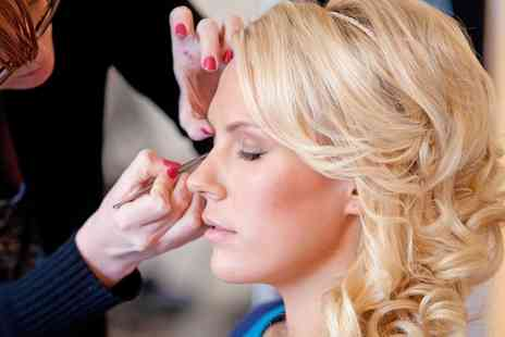 Beauty Etiquette - One Day Bridal and Evening Make Up Diploma Course for One or Two - Save 77%