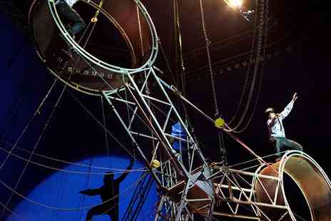Big Kid Circus - Big Kid Circus Tickets for One or Four On 19 to 28 February - Save 44%