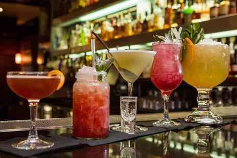 Trio Bar and Grill - Cocktail Masterclass with Three Cocktails, Prosecco and Food Platter - Save 0%