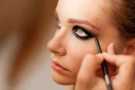 Pavillion Hair & Beauty - Four Hour Make Up Course for Up to Four with Madiha - Save 0%