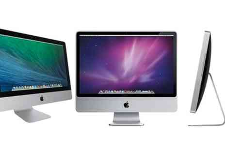"WesellMac - Refurbished Apple iMac 21.5"" to  24"" All In One 10.6 OS With Keyboard and Mouse With Free Delivery - Save 0%"
