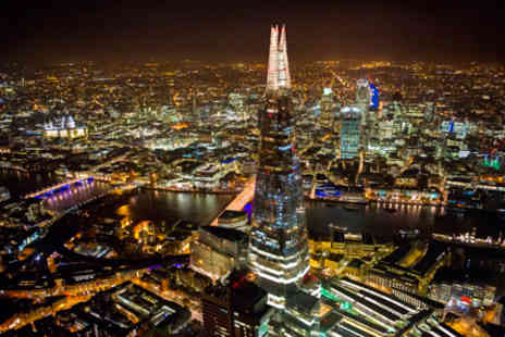 The Shard - The View from The Shard Day and Night Tickets For Two Adults and One Child - Save 0%