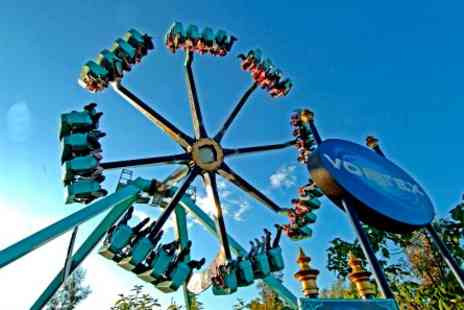 Virgin Experience Days - Visit to THORPE PARK Resort with Photo Pass for Two Adults - Save 0%