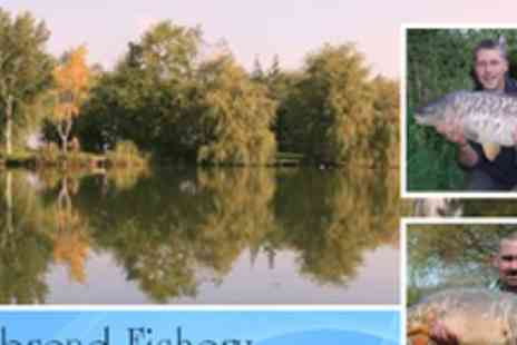 Weybread Fishery - A Day Ticket For The Lake - Save 63%