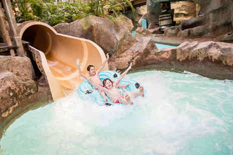 Alton Towers Resort Water Park - Visit to Alton Towers Resort Water Park For Two Adults & Two Children - Save 0%