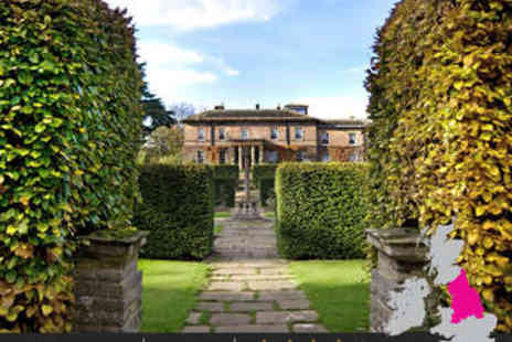Doxford Hall Hotel & Spa - Overnight stay in a classic double room With breakfast daily - Save 0%