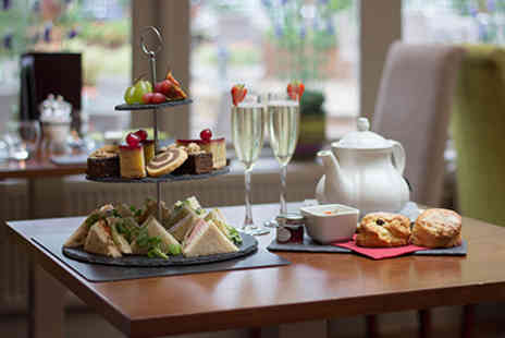 The Connaught Hotel - Champagne Afternoon Tea for Two  - Save 0%