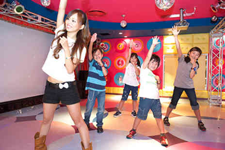 KidZania - Visit to KidZania and Meal For Two Adults and One Child - Save 0%