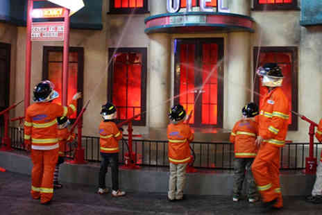 KidZania  - Visit to KidZania and Meal For One Adult and One Child - Save 0%
