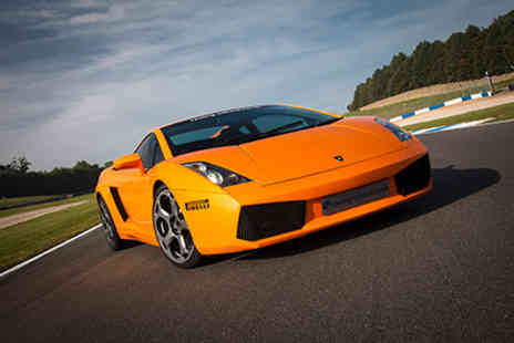 Top UK Race Tracks - Double Supercar Thrill plus High Speed Passenger Ride - Save 0%