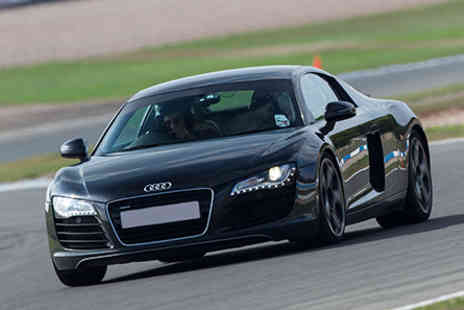 Three Sisters Race Circuit - Supercar Thrill plus High Speed passenger Ride - Save 0%