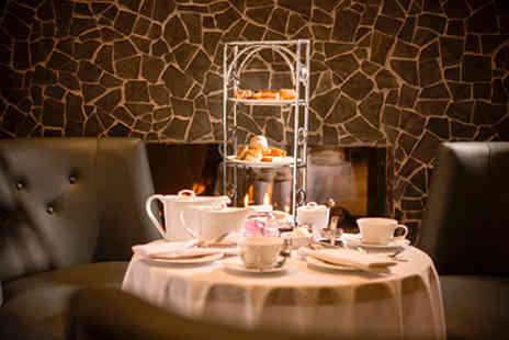 The Belfry - Afternoon Tea for Two  - Save 0%