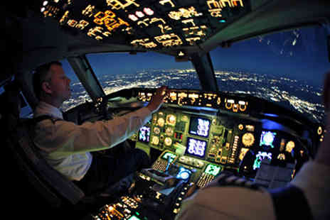 Virgin Experience Days - 60 Minute Motion Flight Simulator - Save 0%