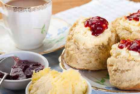 Willow Restaurant - Cream Tea for Two  - Save 0%
