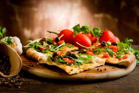 The Brasserie Pizza Pasta - Pizza or Pasta for Two or Four  - Save 60%