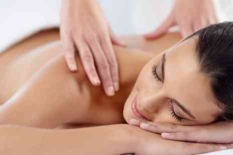 The Beauty Studio Stratford Upon Avon - Aromatherapy Back, Neck and Shoulder Massage  - Save 0%
