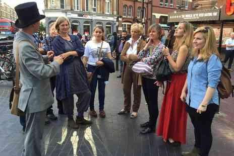 The West End Musical Theatre  - The West End Musical Theatre Walking Tour For Up to Four   - Save 55%