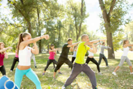 UK Outdoor Fitness - 1 Month of Unlimited Exercise Classes including Boxercise and Bootcamp - Save 52%