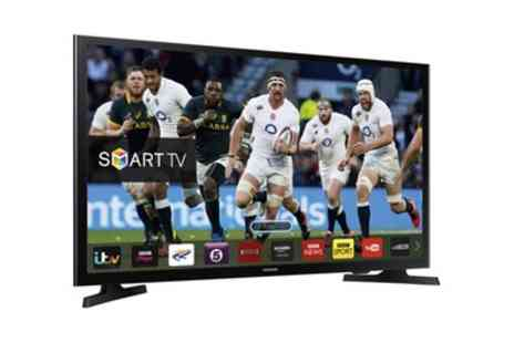 Bargain Lot - Samsung UE40J5200 Smart 40 Inch LED TV  With Free Delivery - Save 0%