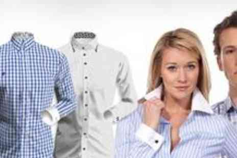 Bivolino - Voucher to spend on a bespoke male or female tailored shirt - Save 51%