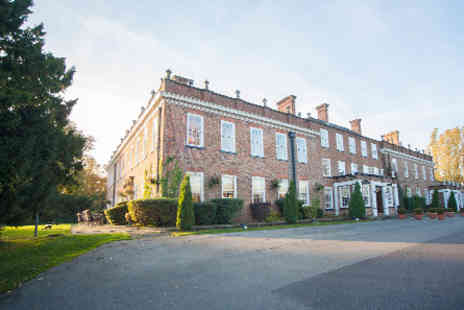The Blackwell Grange Hotel - One Night Break for Two  - Save 0%