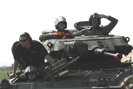 Virgin Experience Days - Tank Driving Taster - Save 0%