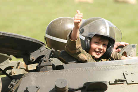 Virgin Experience Days - Dads and Lads Tank Driving Experience - Save 0%