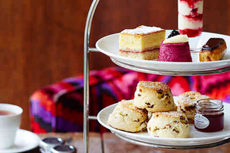 The Radisson Blu Hotel - Traditional Afternoon Tea for Two  - Save 0%