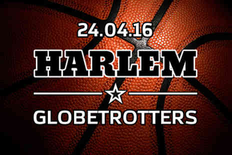 The O2 - Harlem Globe Trotters Live at the O2 with Tapas Dinner and Wine for Two - 24 April 2016 - Save 0%