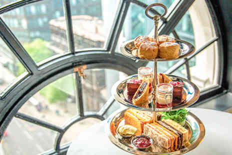 The Gotham Hotel - Champagne Afternoon Tea for Two  - Save 0%