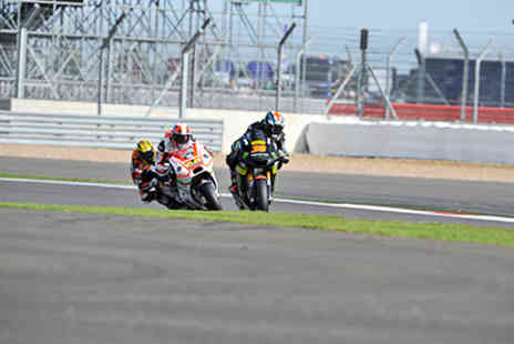 Silverstone - 2016 MotoGP Practice Day General Admission Ticket for One - Save 0%