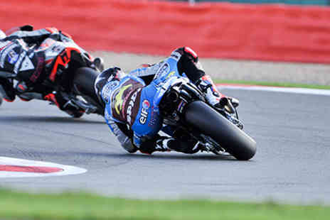 Silverstone - 2016 MotoGP Race Day General Admission Ticket for Two - Save 0%