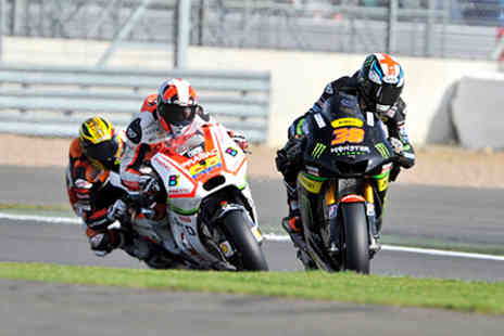 Silverstone - 2016 MotoGP Three Day General Admission Ticket for One - Save 0%
